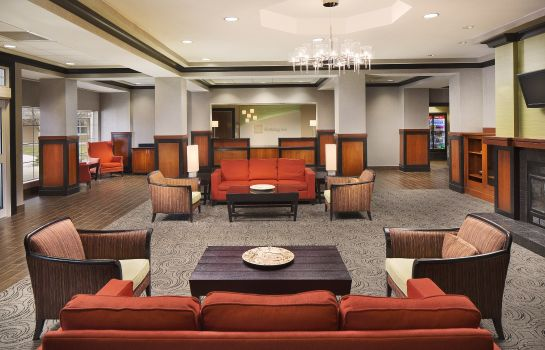 Lobby Holiday Inn GRAND RAPIDS - AIRPORT