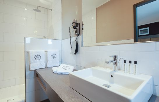 Bagno in camera Cult Frankfurt City