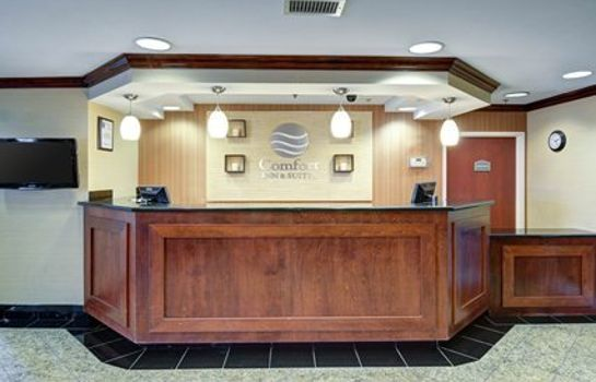 Hotelhalle Comfort Inn & Suites Airport Dulles-Gateway