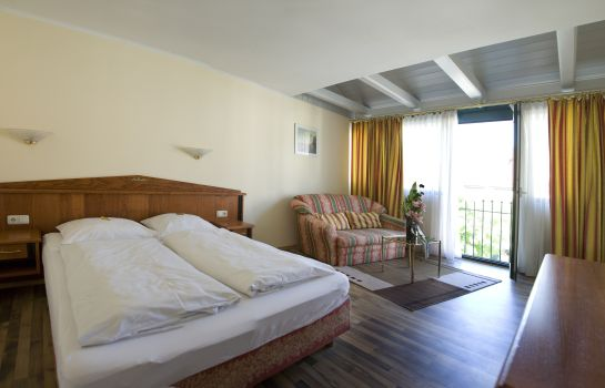 Chambre double (standard) Aparthotel Landau a. d. Isar