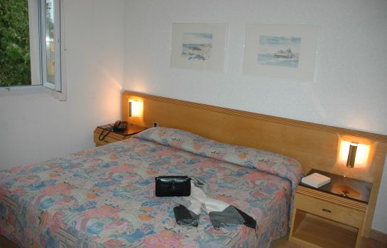 Chambre individuelle (standard) Court-Inn Suites