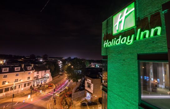 Buitenaanzicht Holiday Inn LONDON - BRENTFORD LOCK