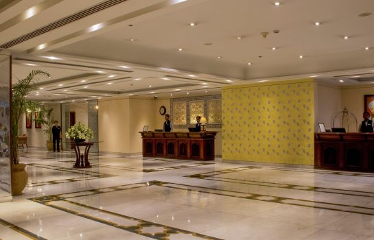 Hall de l'hôtel The Gateway Hotel Fatehabad