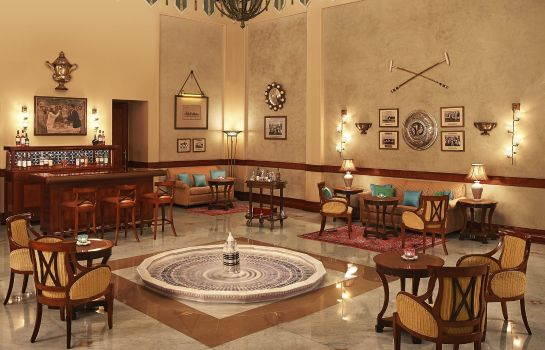 Hotel bar Rambagh Palace