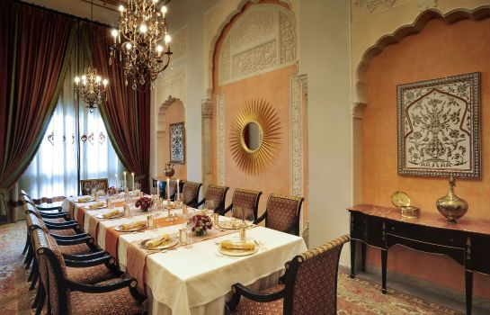 Conference room Rambagh Palace
