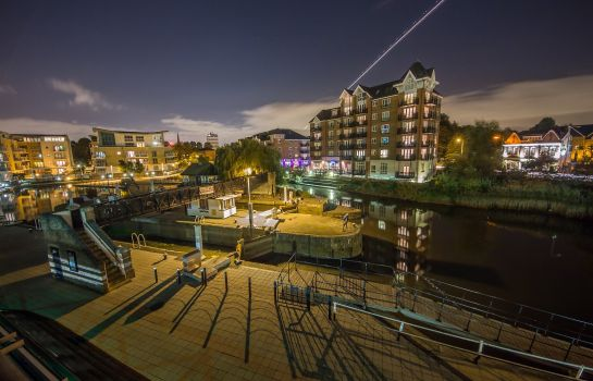 Congresruimte Holiday Inn LONDON - BRENTFORD LOCK