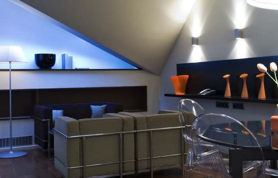 Suite 987 Design Prague Hotel