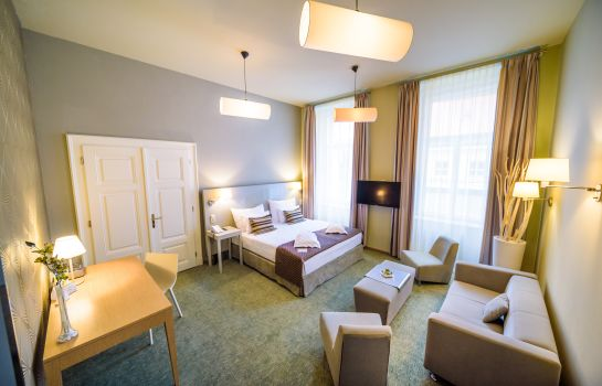 Junior suite Grandium  Prague