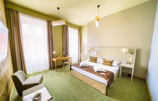Double room (superior) Grandium  Prague