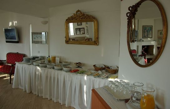 Restaurante Antique Theatre Hotel