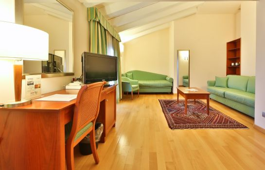 Junior Suite Best Western Titian Inn Hotel Treviso