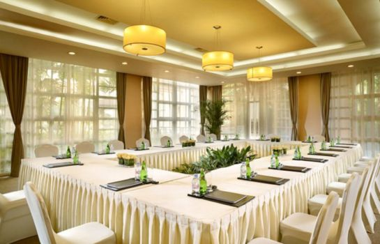 Restaurante HillView Golf Resort Dongguan (Formerly Sofitel Dongguan Golf Resort)