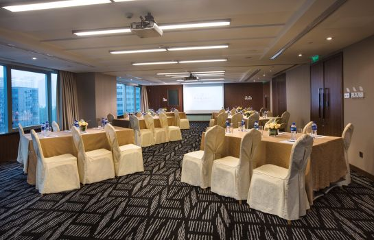 Meeting room Ascott Huai Hai Road Shanghai