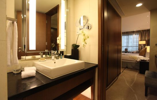 Bathroom Ascott Huai Hai Road Shanghai