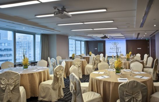 Conference room Ascott Huai Hai Road Shanghai