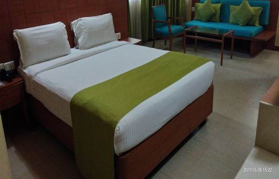 Chambre double (standard) Lotus Beach Resort Goa