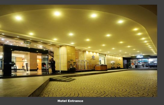 Lobby PNB Perdana Hotel & Suites On The Park