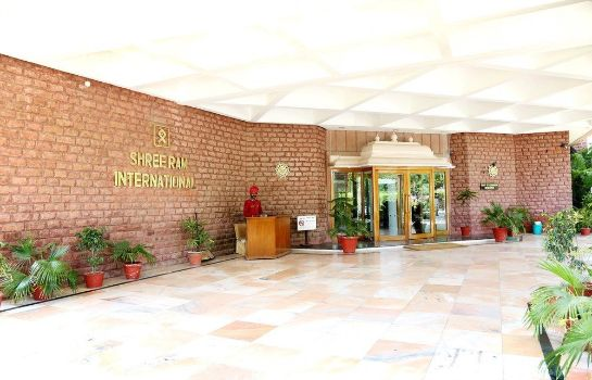 Exterior view Shree Ram International