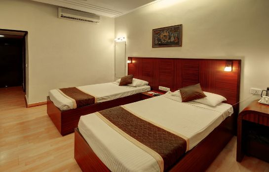 Double room (superior) Shree Ram International