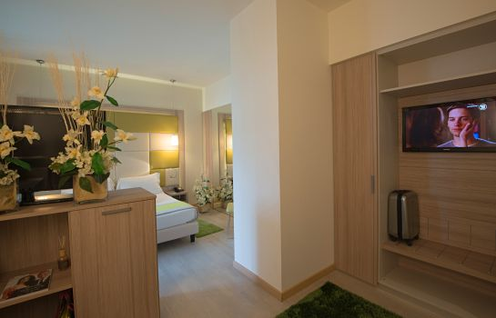 Junior Suite AS Hotel Limbiate Fiera