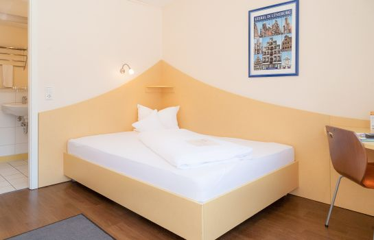 Single room (standard) Comfort Hotel Lüneburg
