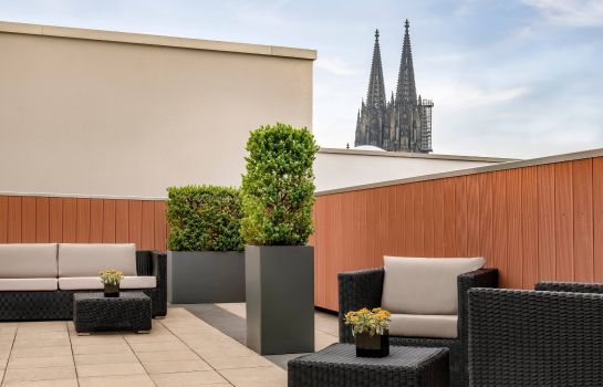 Suite Cologne Marriott Hotel