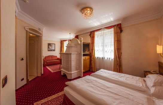 Pokój typu junior suite Goldener Adler Cityhotel B&B