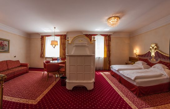 Junior Suite Goldener Adler Cityhotel B&B
