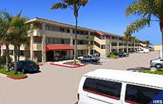 Außenansicht Good Nite Inn San Diego near SeaWorld