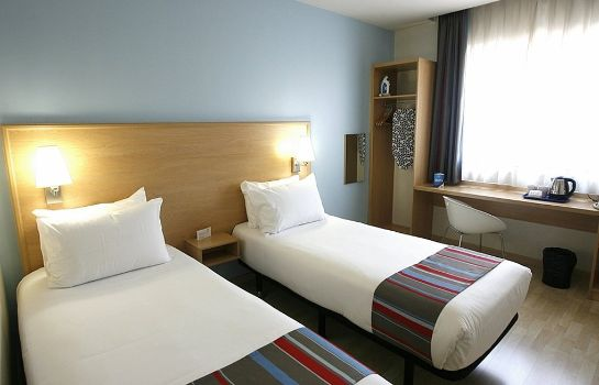 Room Travelodge Madrid Torrelaguna