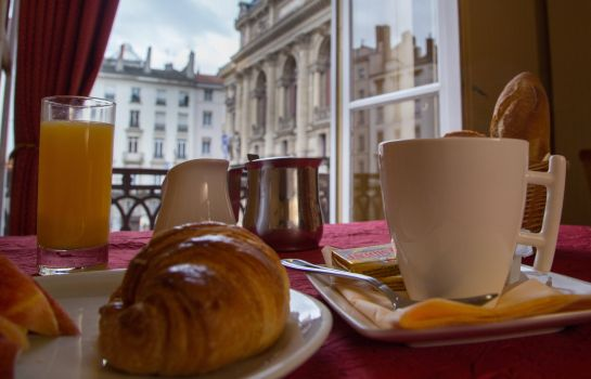 Breakfast room du Theatre