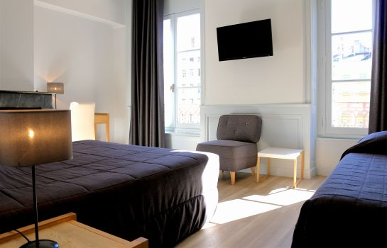 Double room (superior) du Theatre