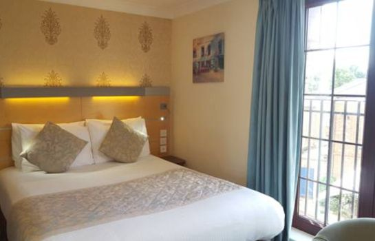Double room (standard) Quality Hotel Birmingham South/NEC