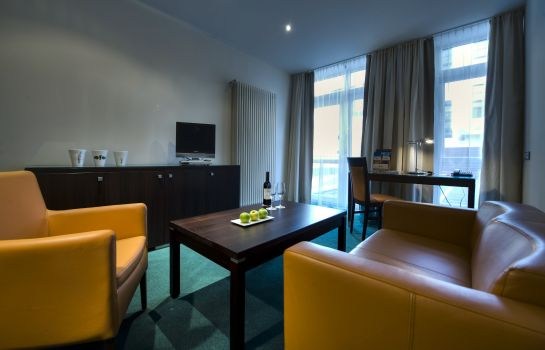 Suite Junior Fleming´s Conference Hotel Frankfurt