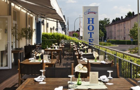 Restaurante Fleming´s Conference Hotel Frankfurt