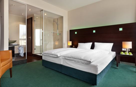 Chambre double (confort) Fleming´s Conference Hotel Frankfurt
