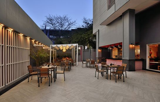 Bar hotelowy PARK INN NEW DELHI LAJPAT NAGAR