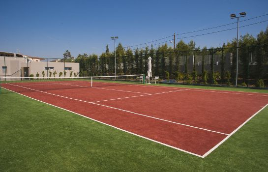 Tennis court Ikos Oceania - All Inclusive