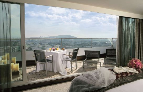 Suite NH Collection Barcelona Tower