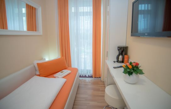 Einzelzimmer Standard City Guesthouse Pension Berlin