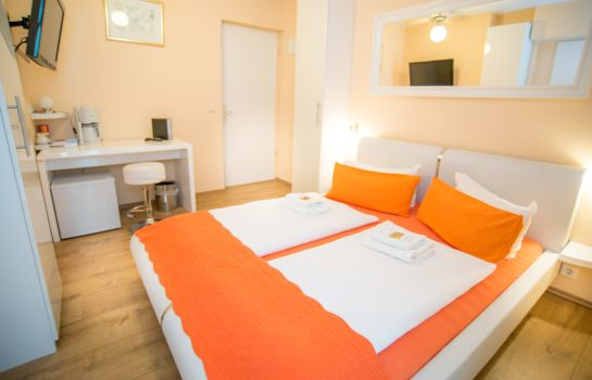 Doppelzimmer Standard City Guesthouse Pension Berlin