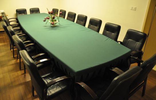 Meeting room Jin Jiang Inn Hutai Road