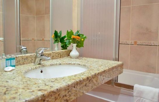 Bagno in camera Hotel Orchidea - All Inclusive