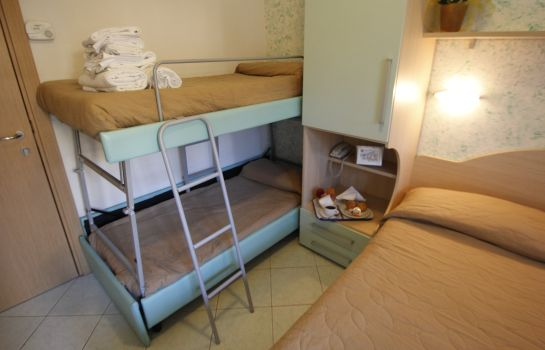 Four-bed room Romagna