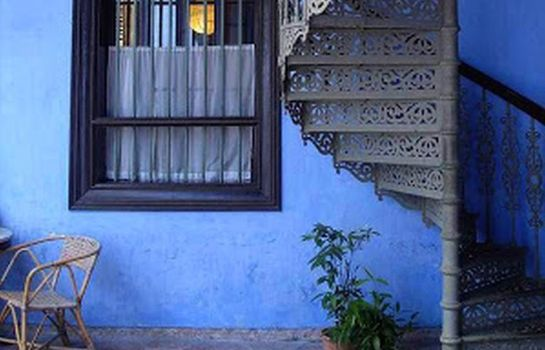 Binnenaanzicht Cheong Fatt Tze - The Blue Mansion