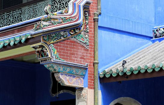 Info Cheong Fatt Tze - The Blue Mansion