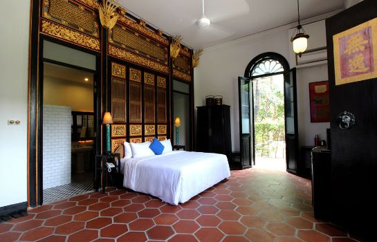 Standaardkamer Cheong Fatt Tze - The Blue Mansion