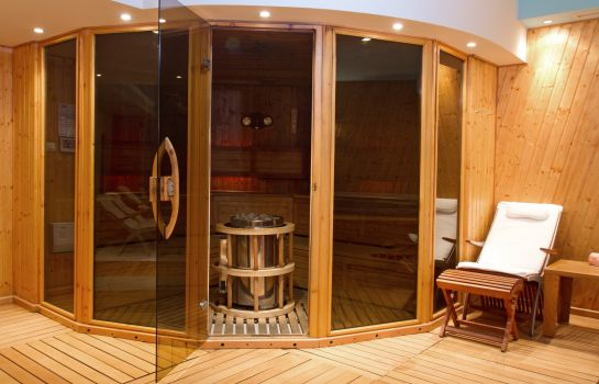 Sauna Crystal Palace Boutique Hotel