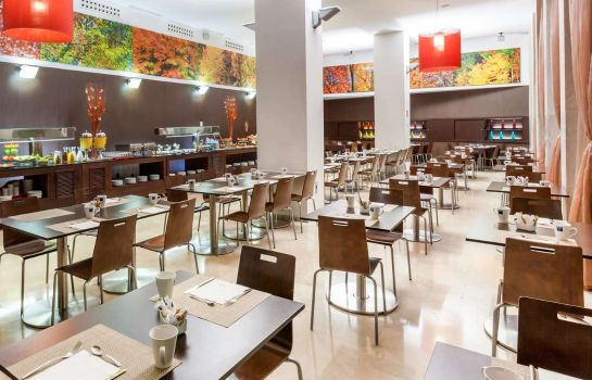 Restaurant Occidental Madrid Este