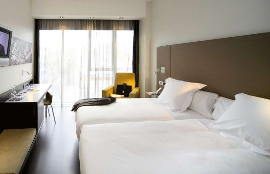 Zimmer Occidental Madrid Este